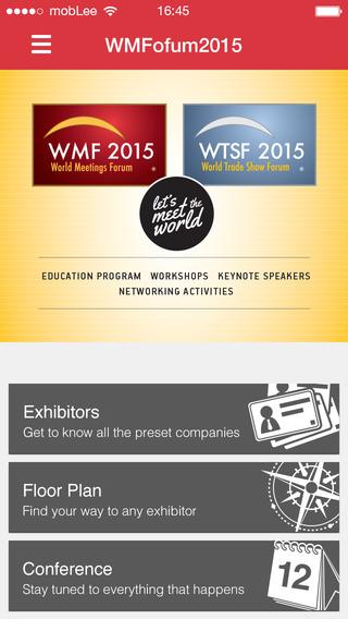 World Meetings Forum