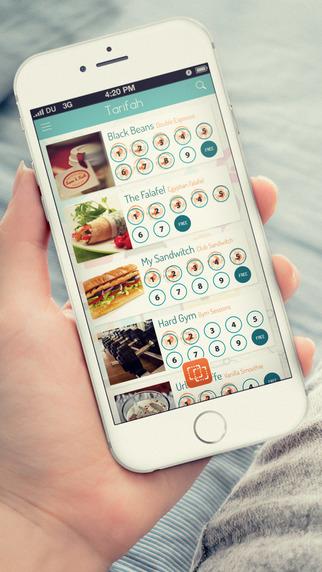 Tarifah Rewards Deals App