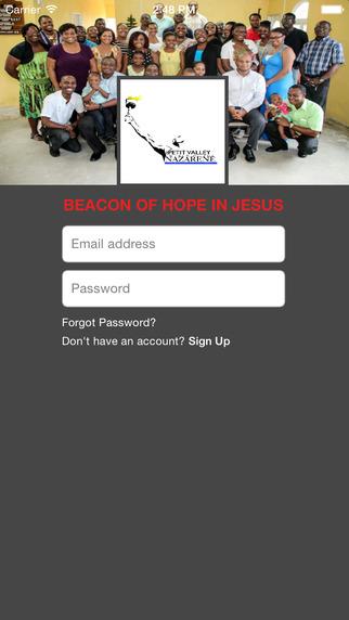 Beacon of Hope in Jesus