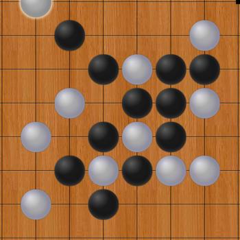 Gomoku Free - A five in a row game 遊戲 App LOGO-硬是要APP