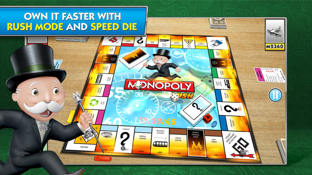 free monopoly game for ipad 2