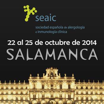 XXIX Congreso Nacional Seaic 2014 LOGO-APP點子