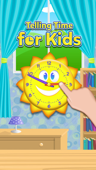Fun Telling Time Games - Learning How to Read the Clock with Interactive Analog Clocks