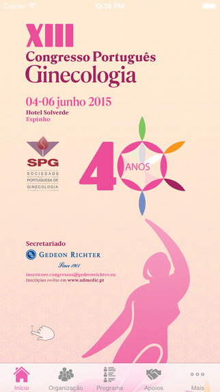 XIII Congresso Português de Ginecologia
