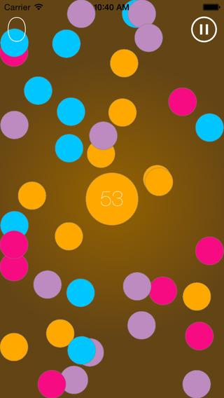 玩免費遊戲APP 下載Bubble Dots! app不用錢 硬是要APP
