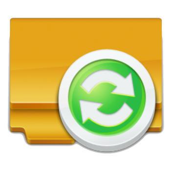 Bridge - The file transfer application LOGO-APP點子
