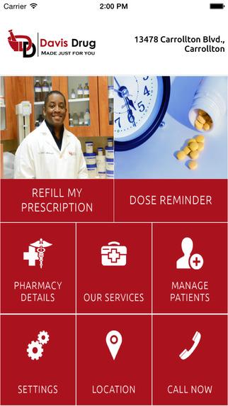 Davis Drug Specialty Pharmacy
