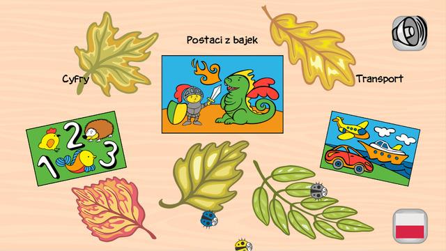 Wesoła kolorowanka - ciekawa rozrywkowo-edukacyjna gra dla dzieci to wspaniała zabawa z rysunkami ko