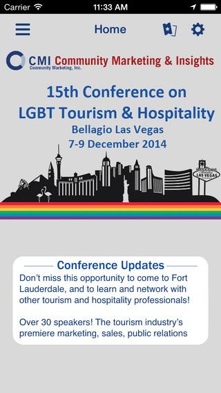 CMI Conference on LGBT Tourism Hospitality