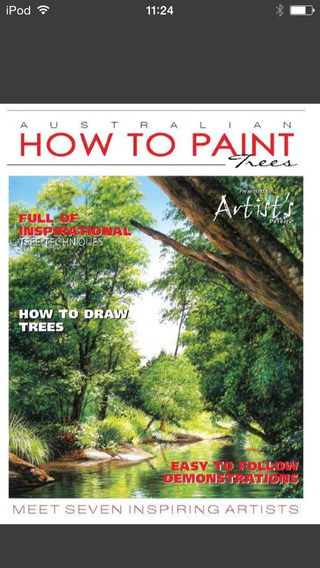 Australian How To Paint Magazine