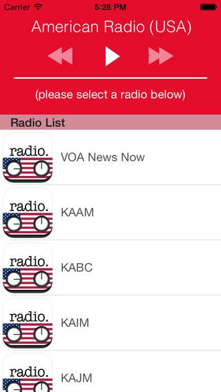 Radio United States of America - FREE Online Radio US