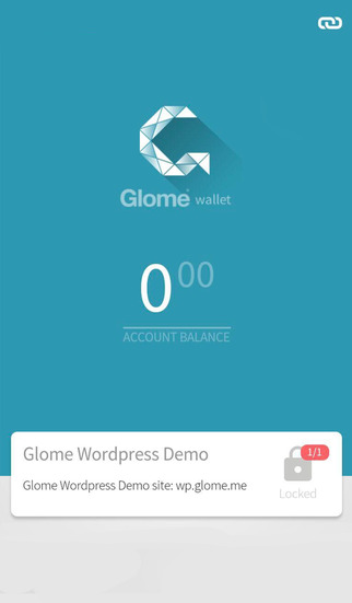 Glome Wallet Prototype