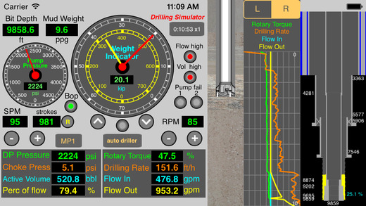 Drilling Simulator