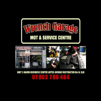 Wrench Garage Services LOGO-APP點子