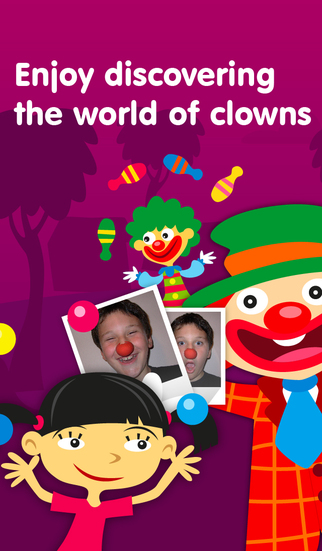 Planet Clowns - games for kids and toddlers to discover the world of circus Premium