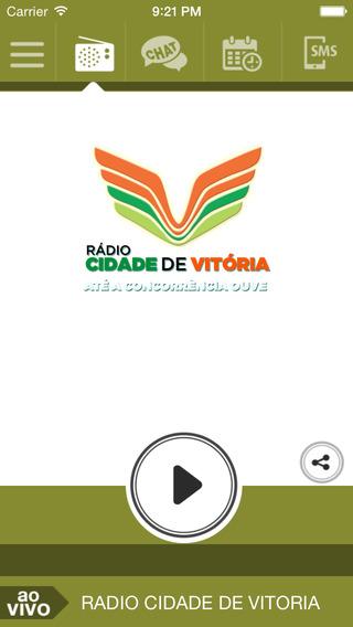 Rádio Cidade de Vitória App