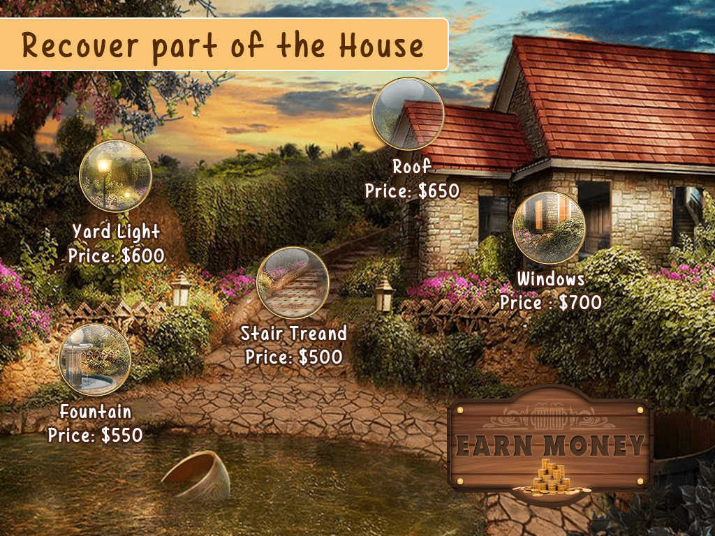 App shopper missing house part create your dream house for Draw your dream house