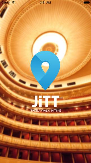 Vienna JiTT Stadtführer Tourenplaner mit Offline-Karten