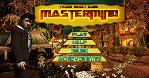 Mastermind - Free Search find concealed and hidden objects while being a mater mind to a crime