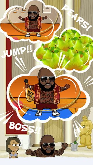 Ro$$Fit PEARS - Rick Ross Edition