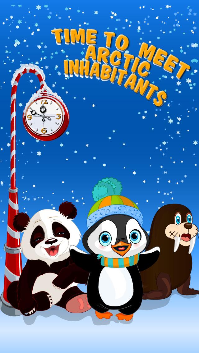 北极企鹅惨败 - 免费宠物兽医医生手术的游戏