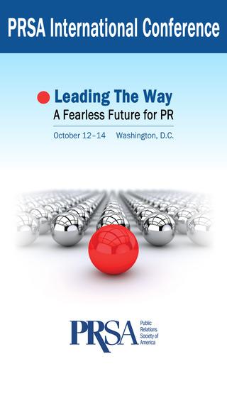 PRSA 2014 Int'l Conference