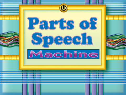Parts of Speech Machine