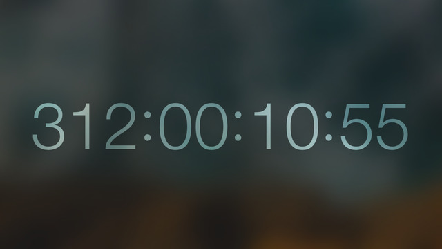 Countdown for iOS