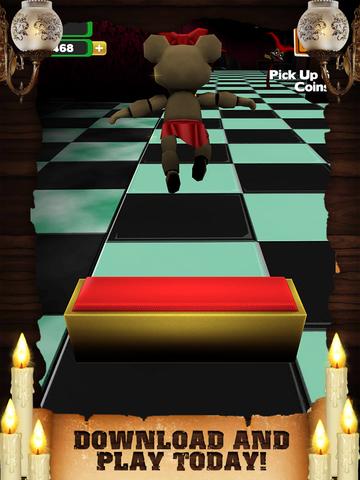 Жуткий монстр Run Ужасы Высокий Страшные Hunter тире игры для подростков мальчиков Бесплатные для iPad