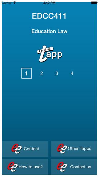 TAPP EDCC411 ENG1