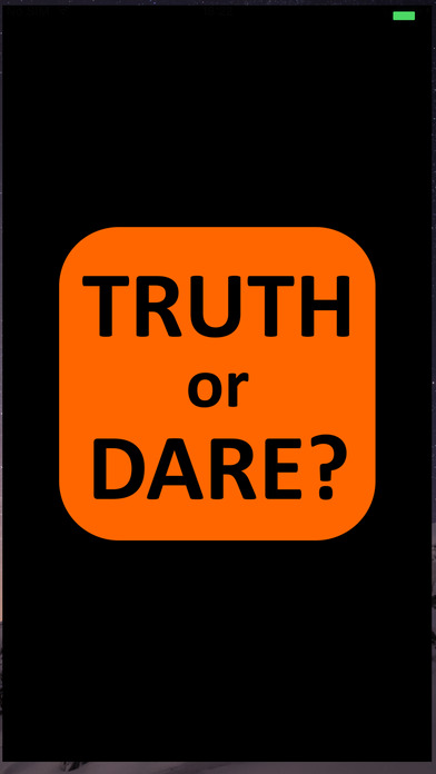 Screenshots of TRUTH or DARE!!! - FREE for iPhone