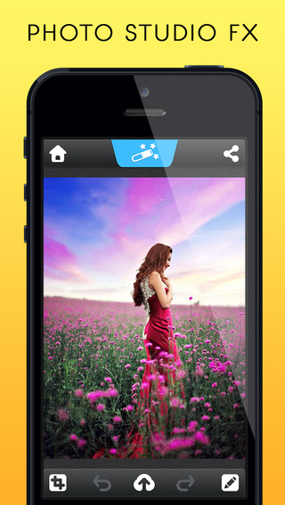 Photo Studio FX - Pic Filter Editor Foto Frame Sketch Camera Effects