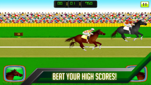 Champion of the Derby - Horse racing Game - Full Version