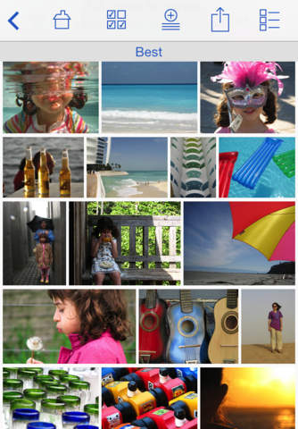 FlickStackr for Flickr screenshot 3