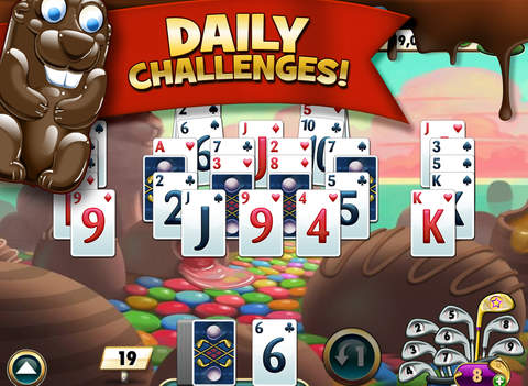 Image of Fairway Solitaire for iPad