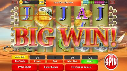 Screenshot 4 Слоты — Way короля Тута: Фараон Нила казино