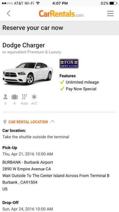 How To Book A One Way Rental Car Enterprise