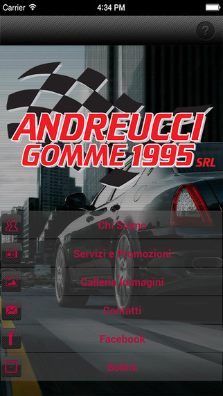 Andreucci Gomme