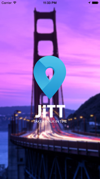San Francisco Premium JiTT Audio City Guide Tour Planner with Offline Maps