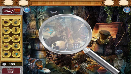 Haunted Ship Hidden Object Game