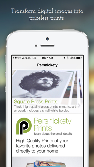 Persnickety Prints: Print photos from Instagram Facebook and local pictures delivered to your home w
