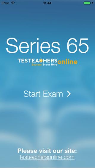 TesTeachers Series 65 Final Exam Prep