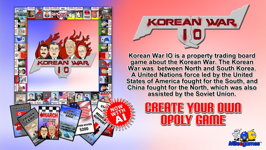 Korean War IO opoly
