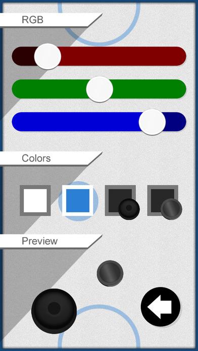 Frustrating Air Hockey iPhone Screenshot 5