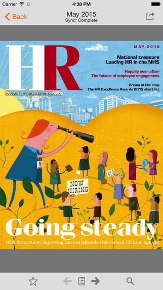 HR Magazine digital edition
