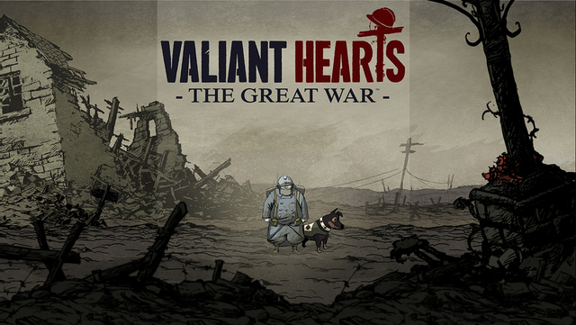 Valiant Hearts for iOS gets a very positive review from @appsrumors