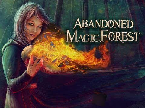 Abandoned Magic Forest
