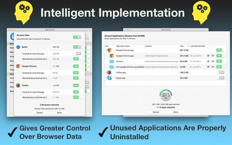 Disk PLUS Screenshot - 4