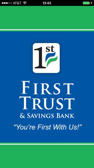 First Trust Savings Bank Mobile Banking