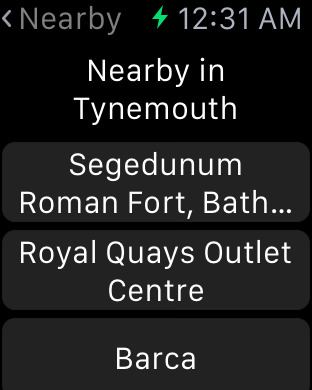 Surfing in Tynemouth iPhone Screenshot 6